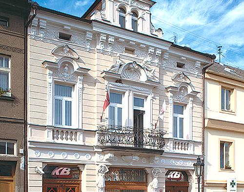 Budova Komerční banky - Votice