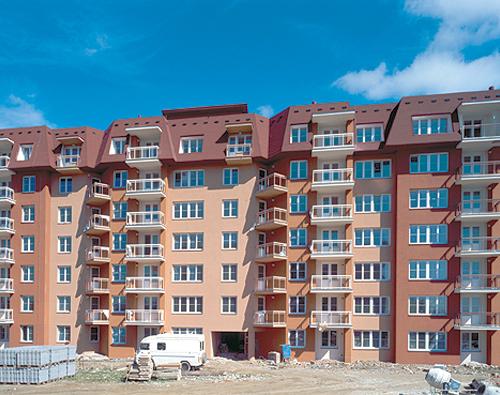 Bytové jednotky - Sezimovo Ústí II