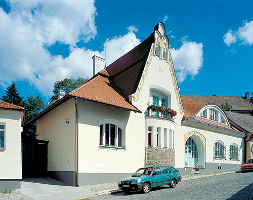 Víceúčelový dům - Jindřichův Hradec