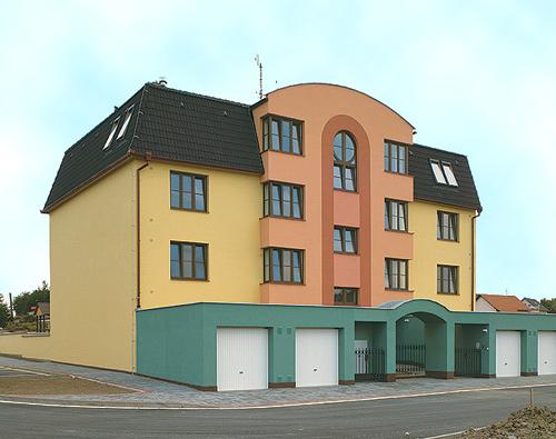 Bytové projekty na sv. Anně Tábor