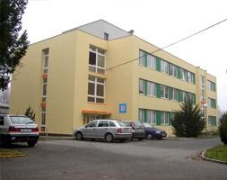 Rekonstrukce fasády včetně výměny oken a stavebních prací SÚJB České Budějovice
