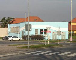 Výměníková stanice Tábor - Sojčí vrch