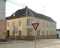Rodinný dům Soběslav nátěr fasády