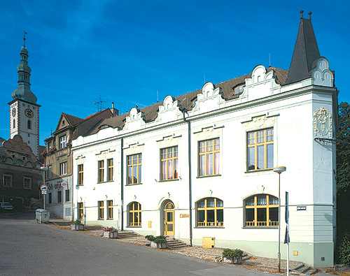 Základní škola Bolzana - Tábor