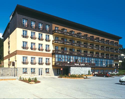 Hotel Laka - Železná Ruda - Špičák