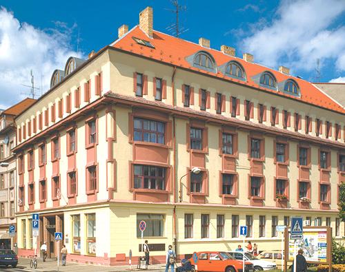 Budova České spořitelny - Tábor
